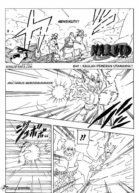 Komik Naruto 641 Bahasa Indonesia halaman 1