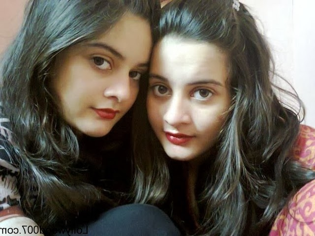 Aiman Khan And Minal Khan Images collection
