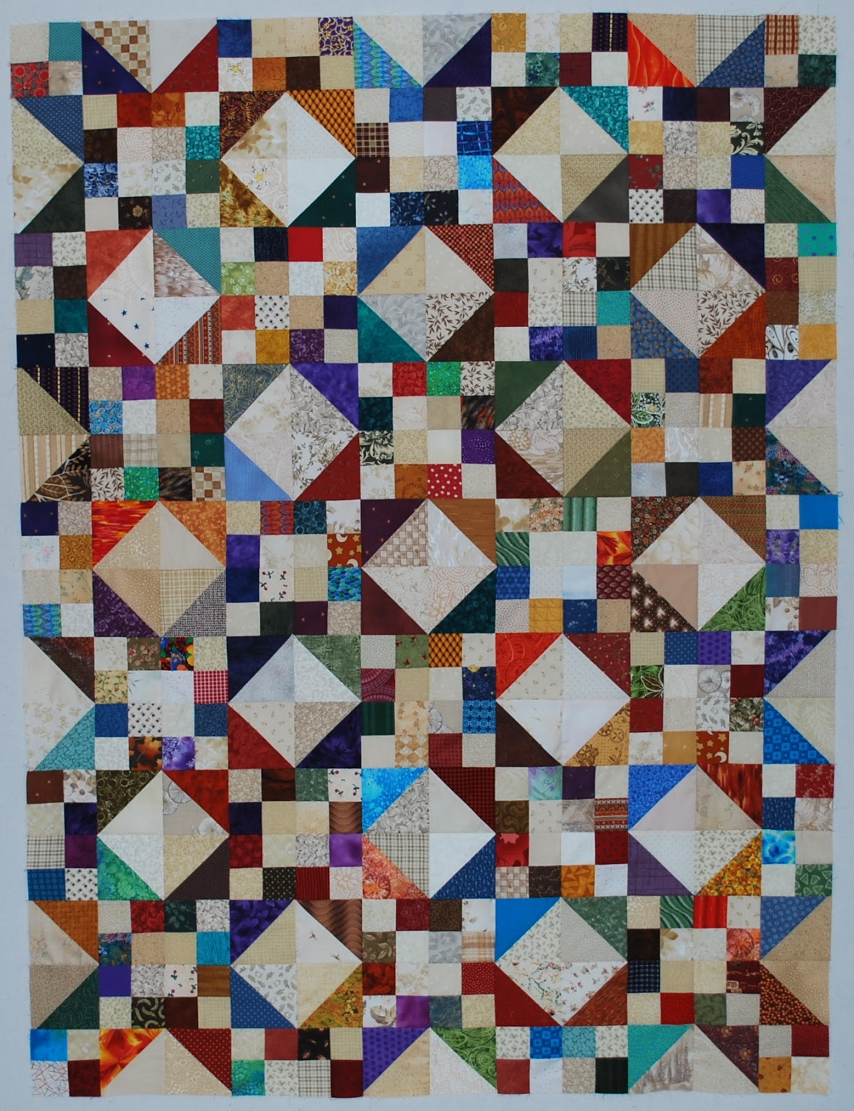 Moore About Nancy Jacob S Ladder Quilt Block
