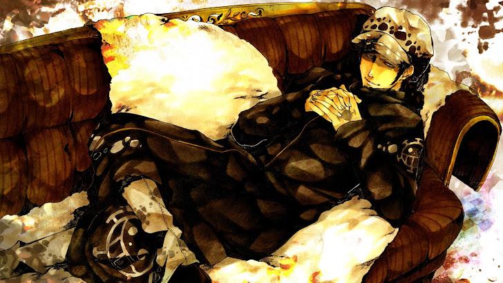 Trafalgar Law Anime 05