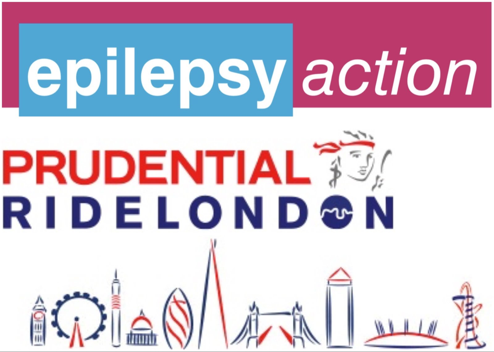 Please support us riding The Ride London Surrey 100 for Epilepsy Action