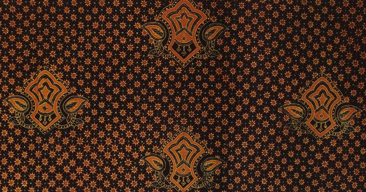 Batik   SENI DAN BUDAYA