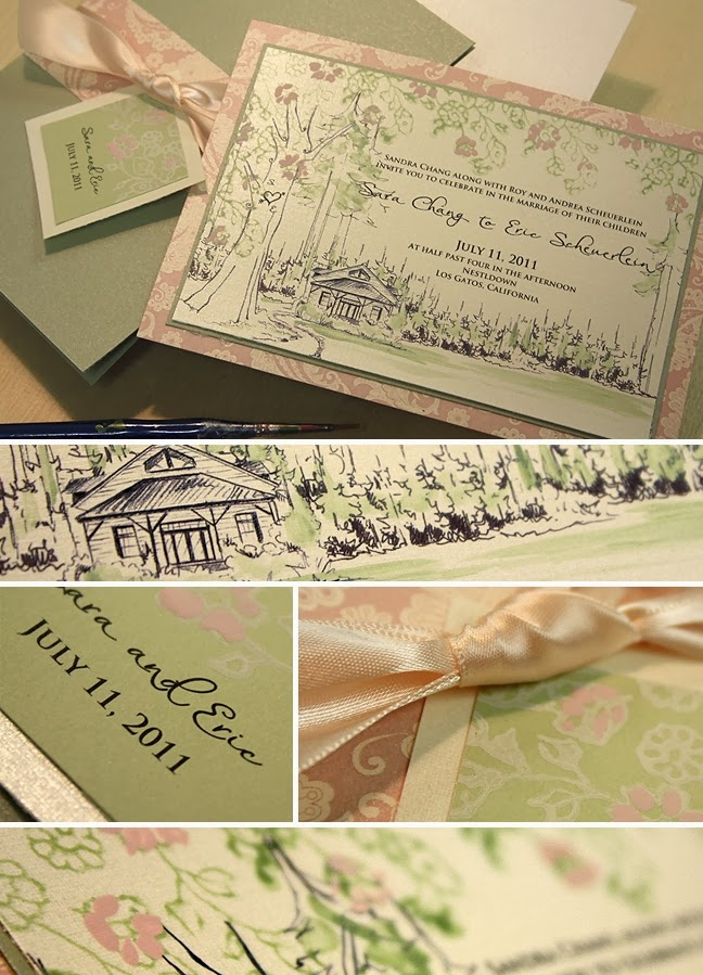 Forest Wedding Invitations is one of our best ideas you might choose for invitation design