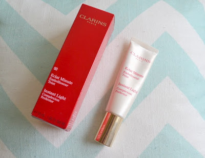 Clarins Instant Light Complexion Perfector Rose Shimmer
