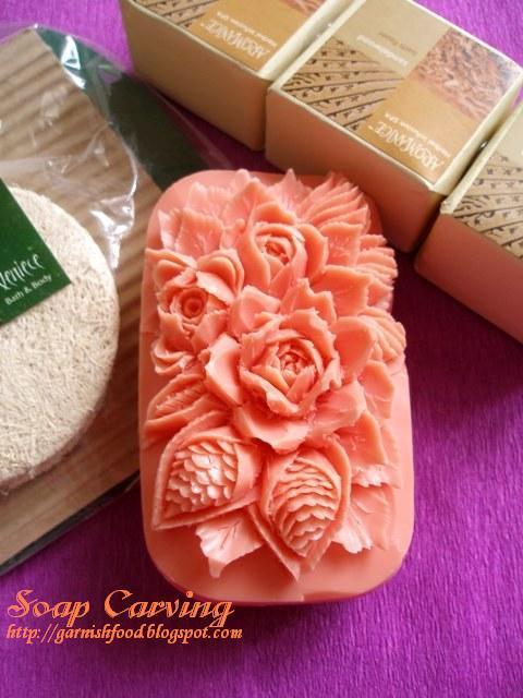 spa soap
