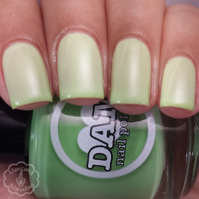 Dam Nail Polish - This Magic Mo-mint