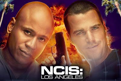 TV series NCIS Los Angeles Wallpaper