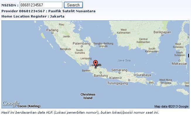 , Cara Melacak Lokasi Nomor HP Orang (Indosat, Telkomsel, XL) Online