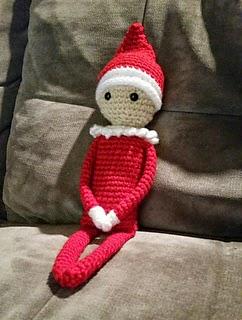 2000 Free Amigurumi Patterns: Christmas Elf - free crochet ...