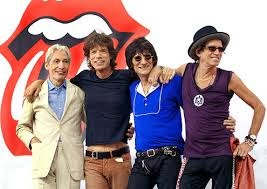 The Rolling Stones em A Teia