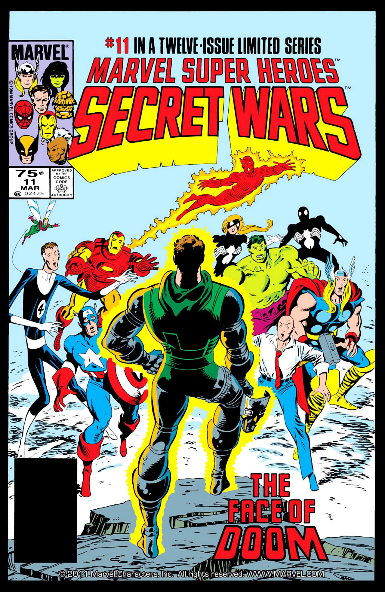 Captain America (1968) Issue #292l #219 - English 1