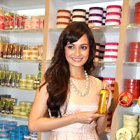 Dia mirza photo shoot at launch event