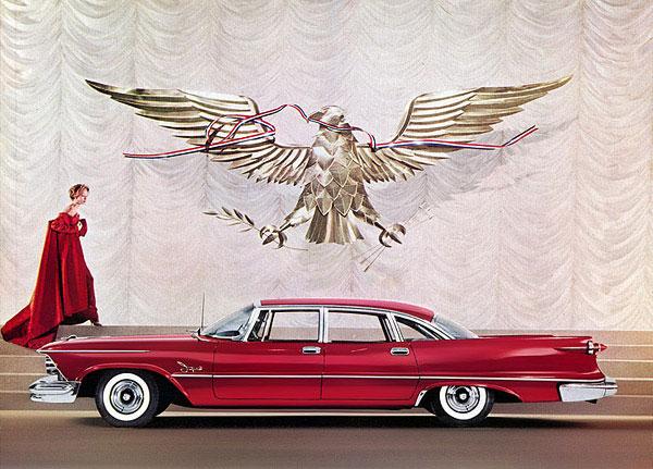 リンカーン・プレミア | Lincoln Premier 1955-60