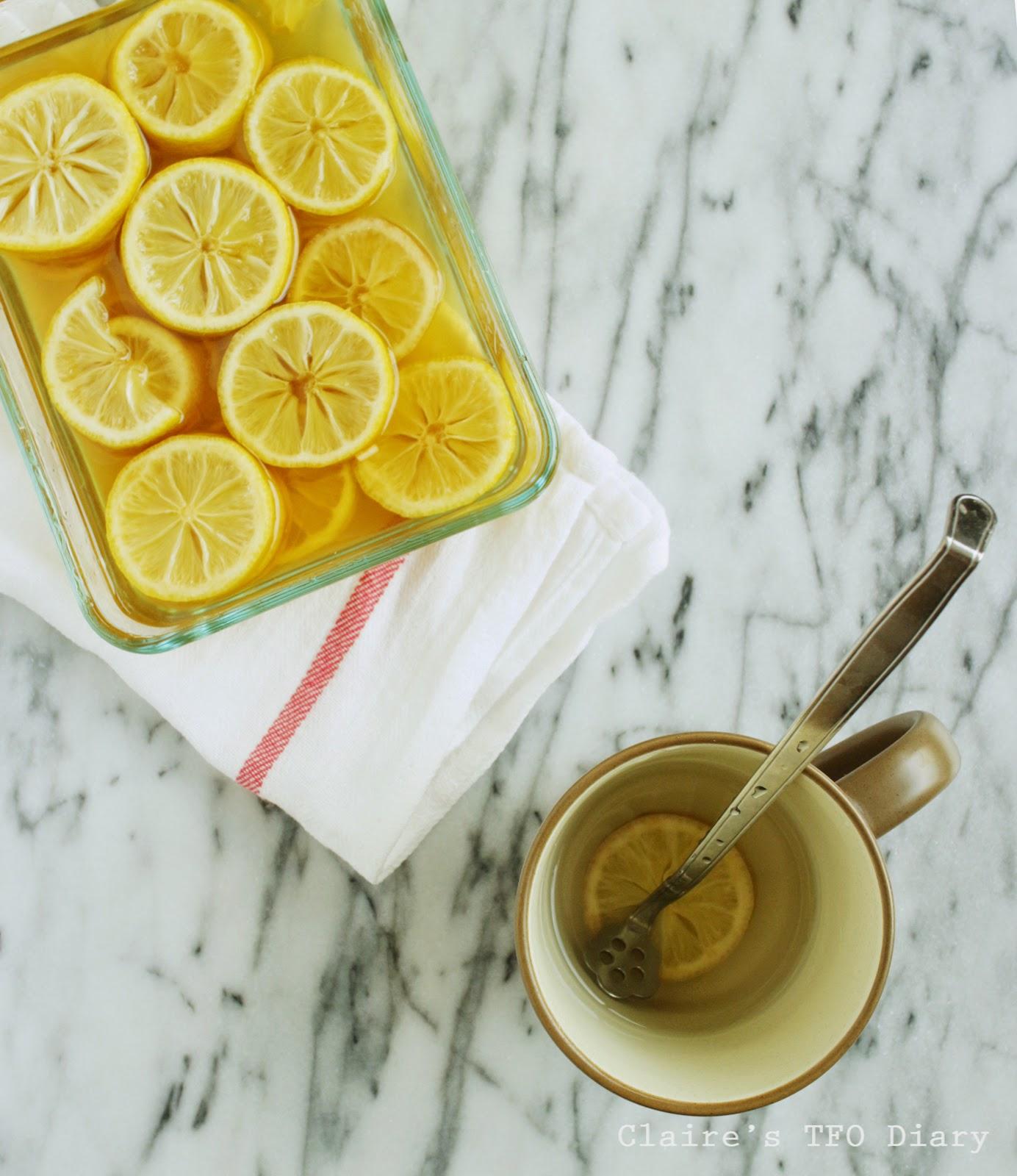 好冷喔,早上來杯溫蜂蜜檸檬水吧~~ - 假會人妻的TFO ...