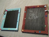 Kitchen Chalk boards