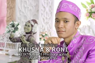 Album Foto Digital KHUSNA & RONI - 13 Agustus 2015 | Tata Rias, Busana & Dekorasi oleh : Agus Wedding Purwokerto | Foto oleh Klikmg Fotografer Purwokerto