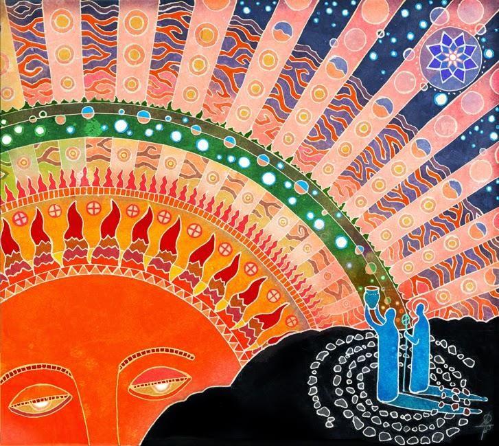 культ солнца у славян