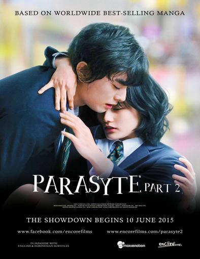 Ver Parasyte: Part 2 (Kiseijû 2) (2015) Online