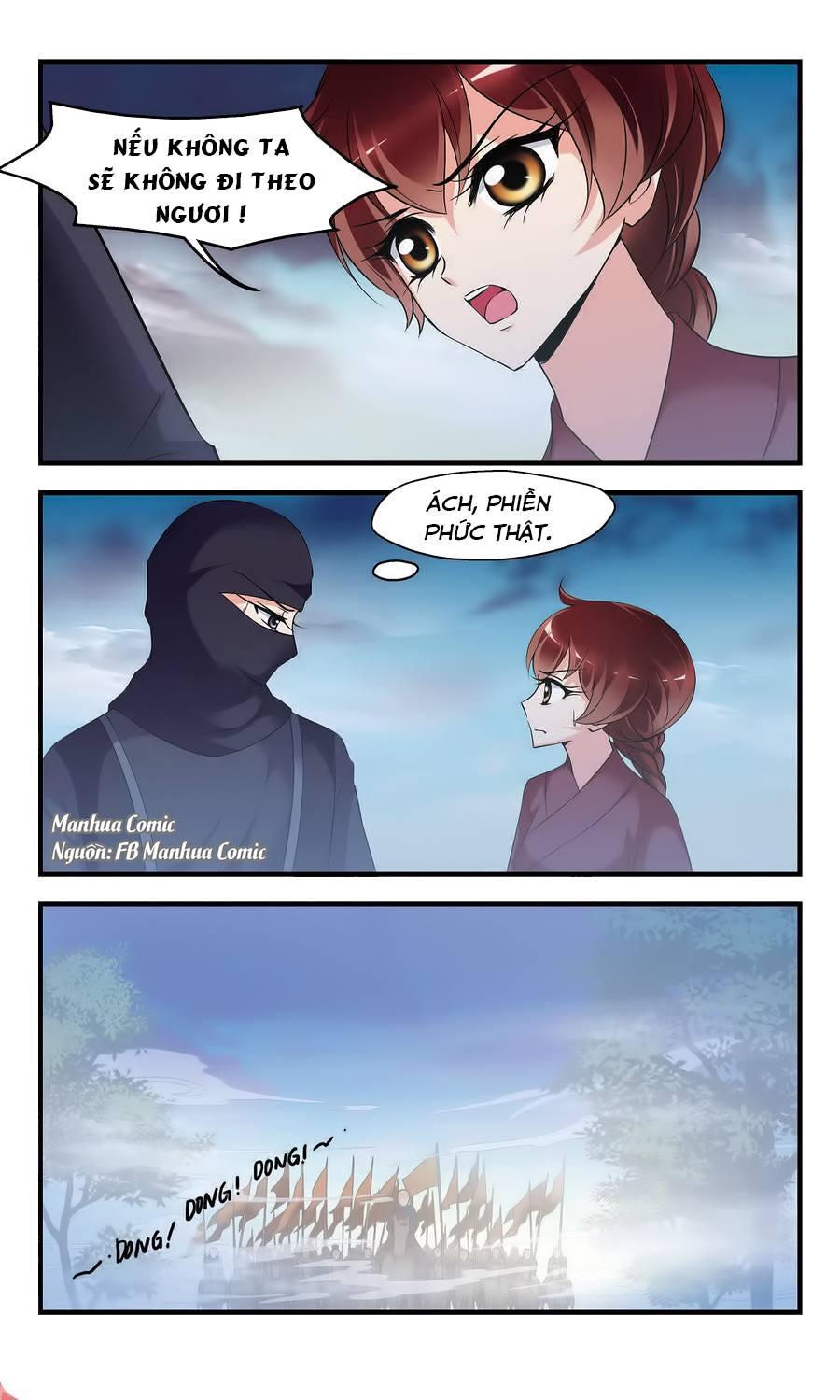 Phi Đãi Nghiên Tuyết Chap 150