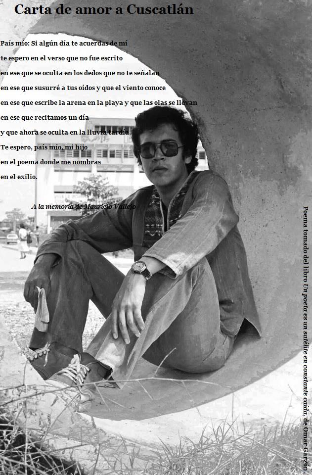 Poema dedicado a Mauricio Vallejo