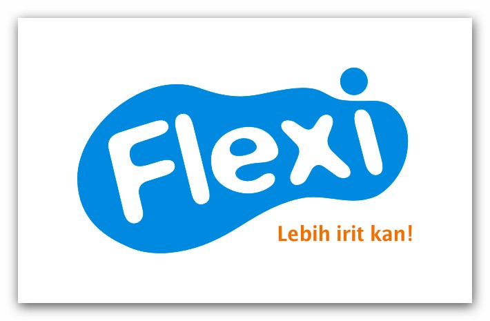 Logo Vector Format Logo Flexi Baru Vector Format