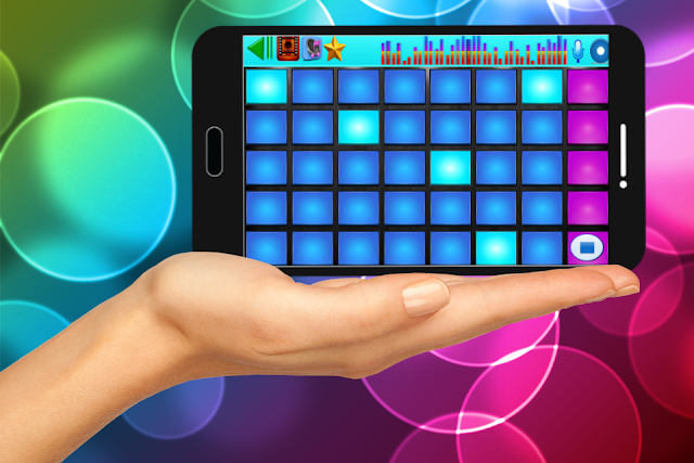 DJ Mix Pad app for android