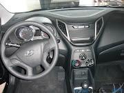 Hyundai HB20 Comfort Plus 1.6painel sem som