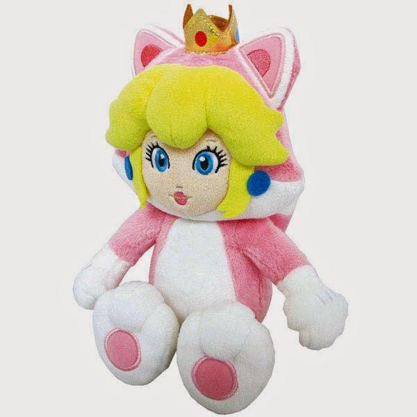 Peluche Princesa Peach
