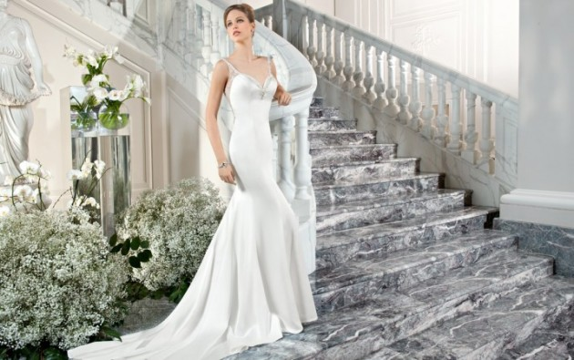 Divinos vestidos de novias | Colección Demetrios James Elias