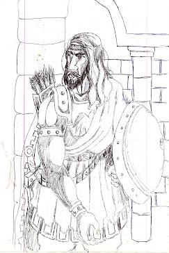 Arquero hebreo