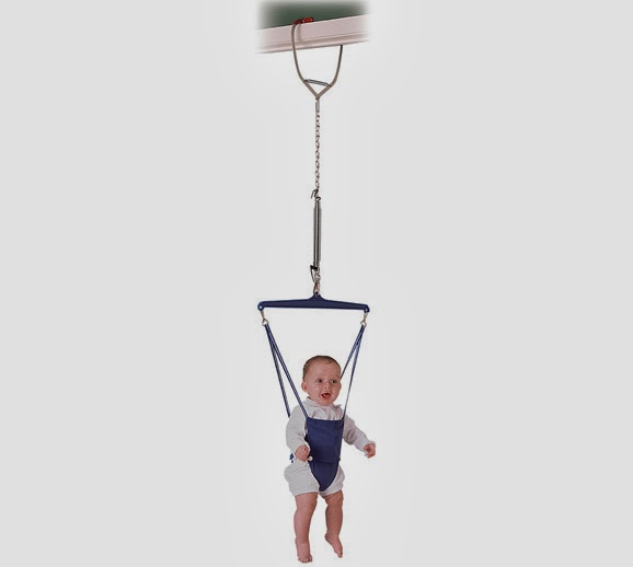 Jolly jumper malaysia jumping baby jacks for Door bouncer age