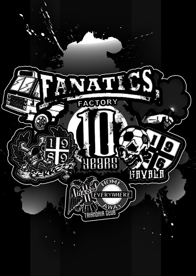 10 YEARS FANATICS FACTORY