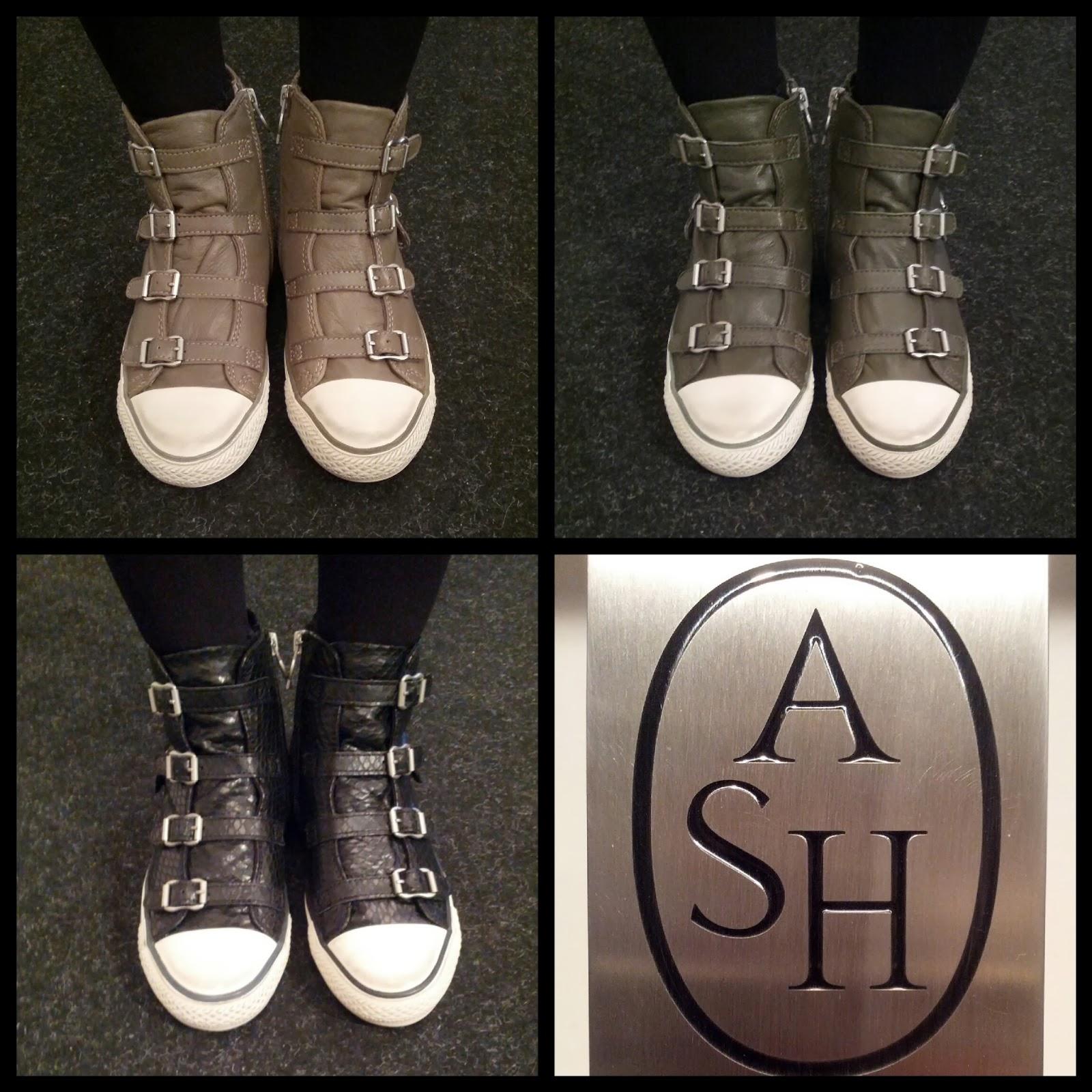 Shoesandbags dk SNEAKERS VIRGIN Shoesandbags ASH dk ASH frqw4f