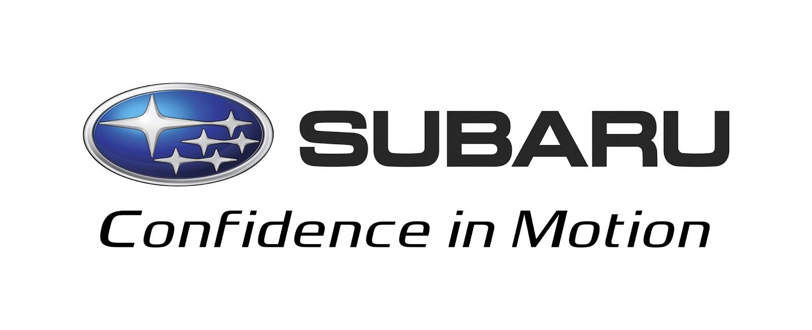 2013 Geneva Motor Show Subaru Logo