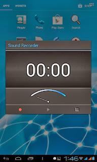SKK Mobile Phoenix Tab 4 Sound Recorder