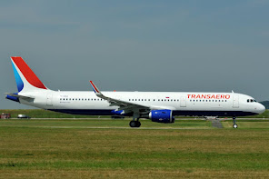 1st Transaero new c/s  delivered