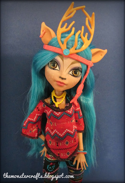 Isi Dawndancer Monster High