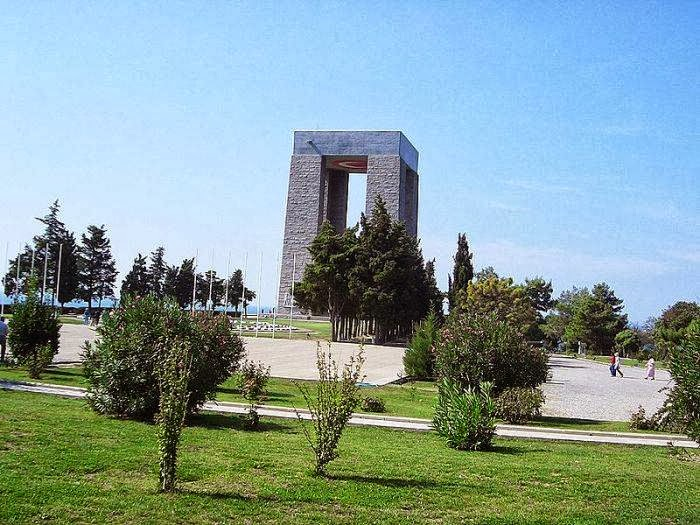 Monument of the Unknown Soldier, Turkey