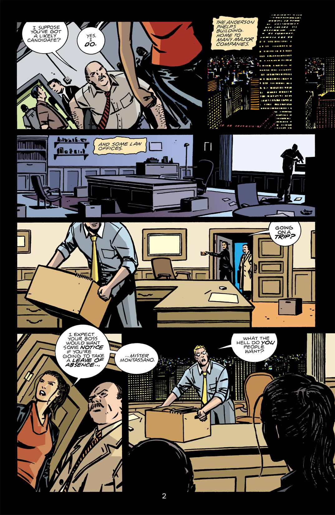 Detective Comics (1937) Issue #772 Page 23