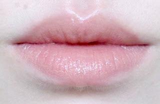 swatch Suqqu creamy glow lipstick lip lipswatch 12 hiwada