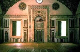 Niche's mosque Soliman