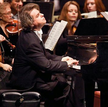 Alain Lefevre, pianist, MPO