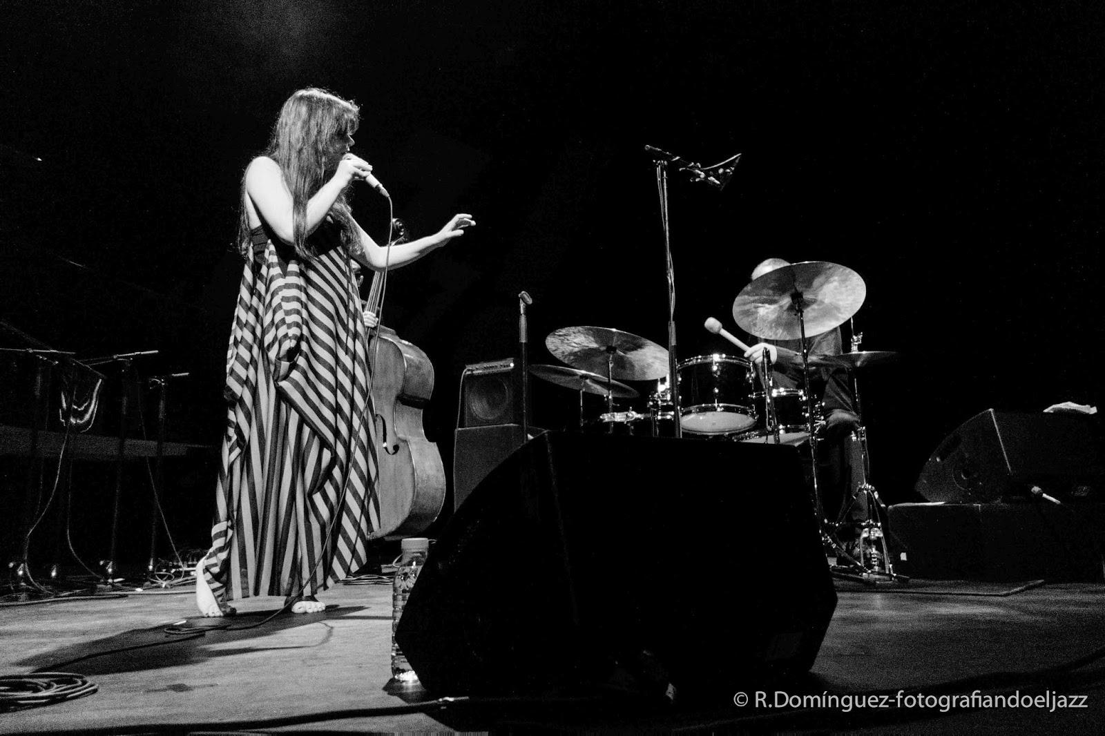 © R.Domínguez - Elina Duni Quartet - Elina Duni- Norbert Pfammatter