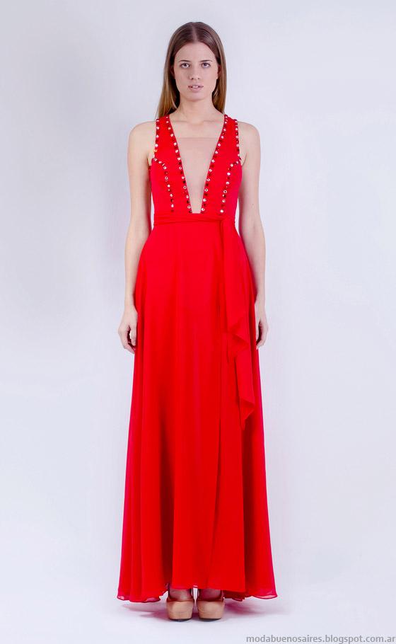 Moda primavera verano 2015, Vestidos de fiesta 2015 Natalia Antolin.