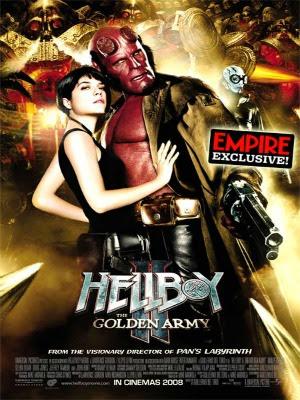 Quỷ Đỏ 2: Binh Đoàn Địa Ngục Vietsub - Hellboy II: The Golden Army Vietsub (2008)