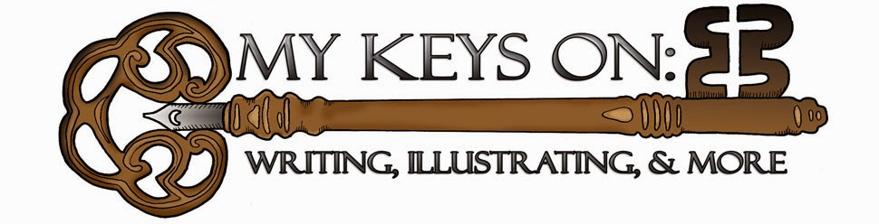 My Keys On: Writing, Illustrating, and more