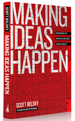 Making Idea Happen book cover