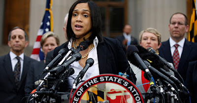 Baltimore State's Attorney, Marilyn J. Mosby