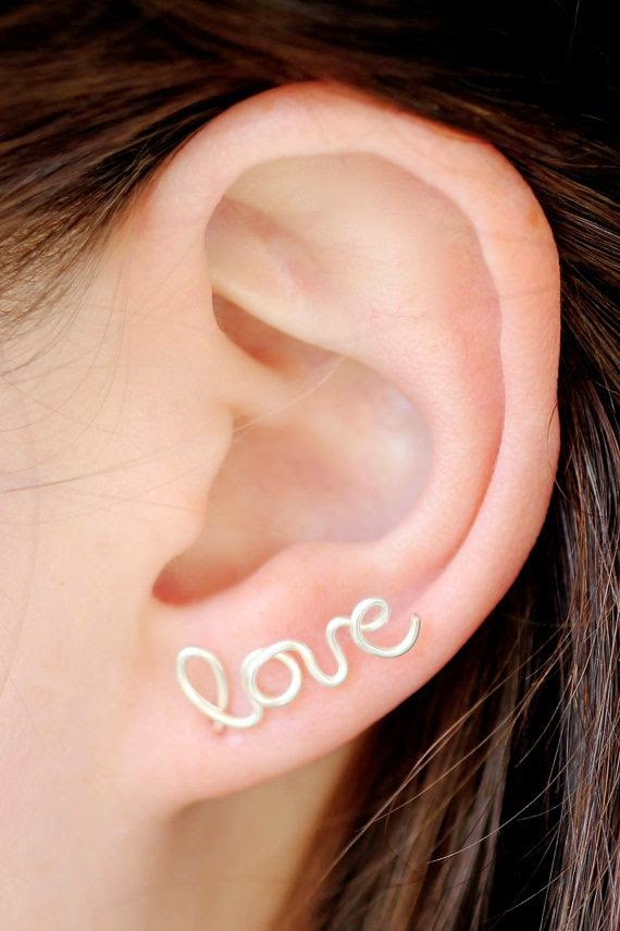 Cute Trendy Earrings For Girls - Cool Ear Piercing Designs ...