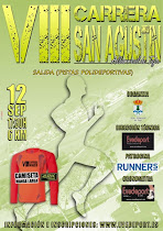 VIII Carrera de San Agustín, en Albarreal de Tajo